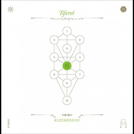 Klezmerson - The Book of Beriah - Vol. 6 - Tiferet
