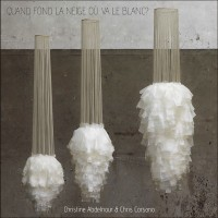 Quand Fond La Neige, Ou Va Le Blanc ? W/ C. Abdeln