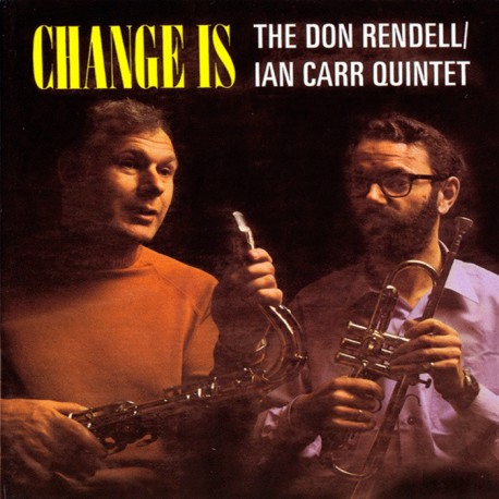 Changes Is W/ Ian Carr (Japanese Import)