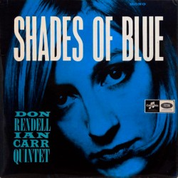 Shades of Blue W/ Ian Carr (Japanese Import)