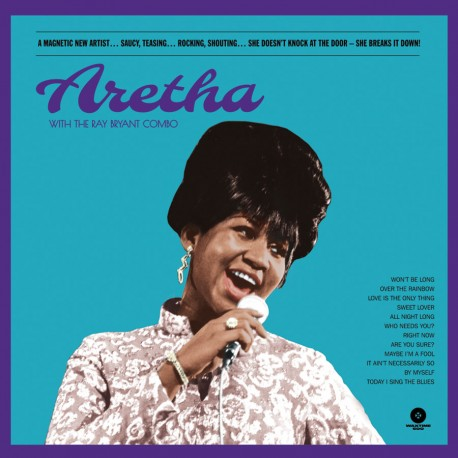 Aretha W/ the Ray Bryant Combo (Limited Edition)