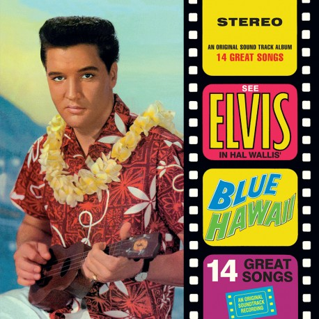 Blue Hawaii (Colored Music)