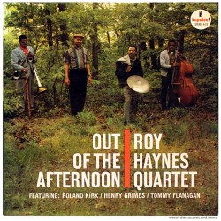 Out of the Afternoon (Audiophile 45 RPM Gatefold)