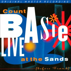 Live at the Sands (Audiophile HQ 45 RPM Gatefold)