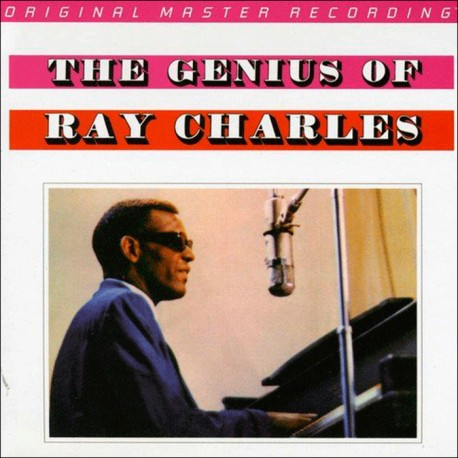The Genius of Ray Charles (Gatefold Mini-LP SACD)