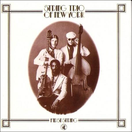 String Trio Ny : First String
