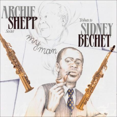 My Man - Tribute to Sidney Bechet - Digipak