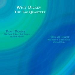 Tao Quartets - Peace Planet - Box of Light