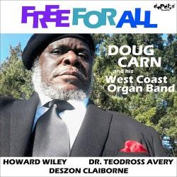 Free For All W/ West Coast Organ Band