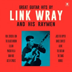 Great Guitar Hits by Link Wray and His Raymen