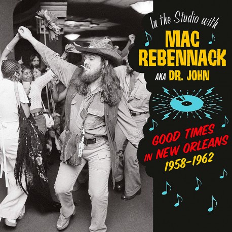In the Studio with Mac Rebennack (Aka Dr. John)