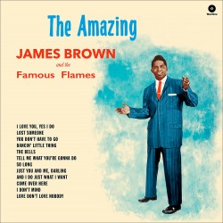 The Amazing James Brown + 4 Bonus Tracks
