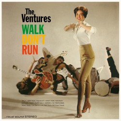 Walk Don´t Run + 4 Bonus Tracks