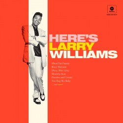 Here´s Larry Williams