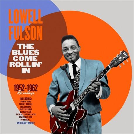The Blues Come Rollin´. 1952-1962 Recordings