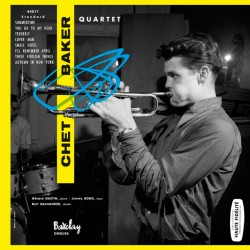 Chet Baker Quartet 1956 - 180 Gram Limited Edition