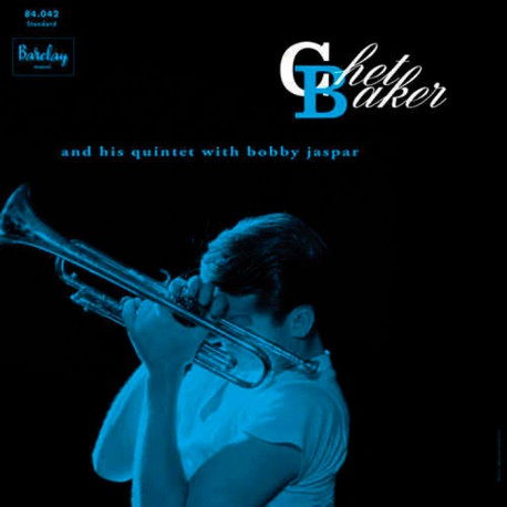 Chet Baker and His Quintet with Boby Jaspar