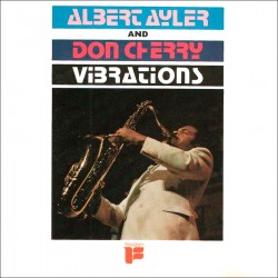 Vibrations W/ Don Cherry (Small Tear on Cover)