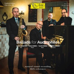 Ballads for Audiophiles (HQ Audiophile) Corner Ben