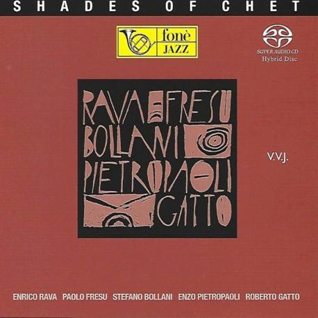 Shades of Chet W/ Paolo Fresu (Hybrid SACD)