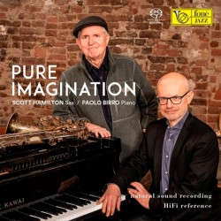 Pure Imagination W/ Paolo Birro (Hybrid SACD)