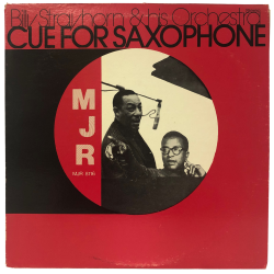 Cue for Saxophone (US Reissue)