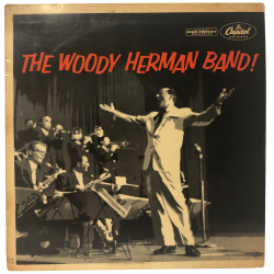 The Woody Herman Band (Italian 7 Inch EP)
