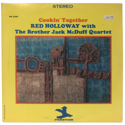 Cookin´ Together W/ Red Holloway (US Reiisue)
