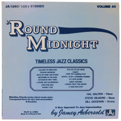 Round Midnight: Timeless Jazz Classics Vol. 40