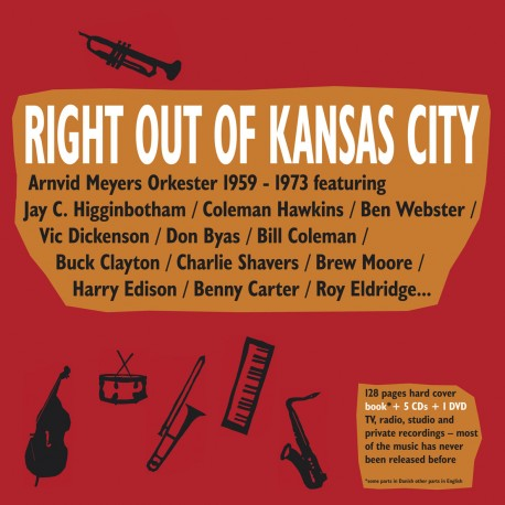 Right out of Kansas City - 1959 - 1973