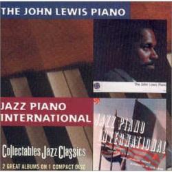 The John Lewis Piano + Jazz Piano International