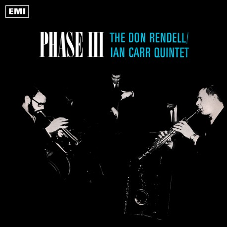 Phase III W/ Ian Carr
