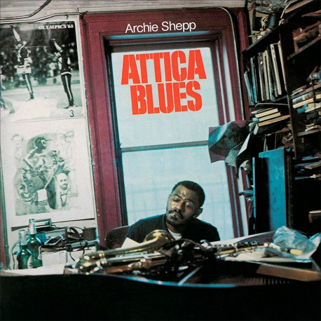 Attica Blues (7 Inch Single)