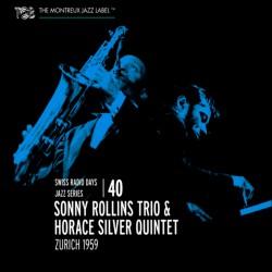 SRD Vol. 40 - Rollins  - Silver - Zurich 1959