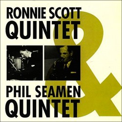 Ronnie Scott and Phil Seamen Quintet