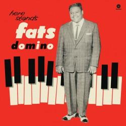 Here Stands Fats Domino - 180 Gr. + 2 Bonus