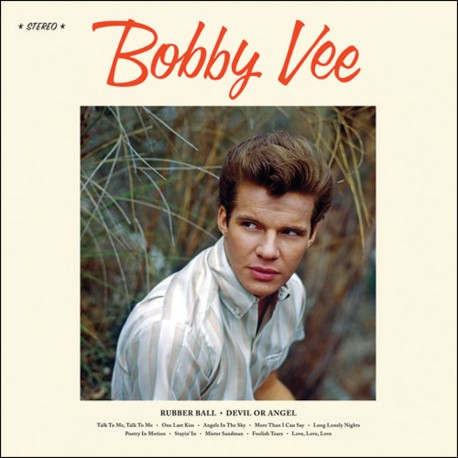 Bobby Vee (Second Album) - 180 Gram