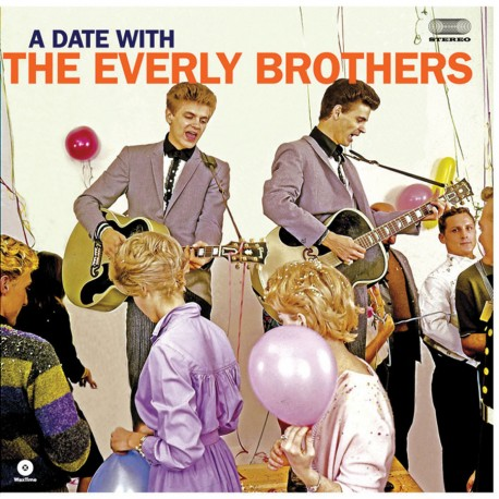 A Date with the Everly Brothers - 180 Gram