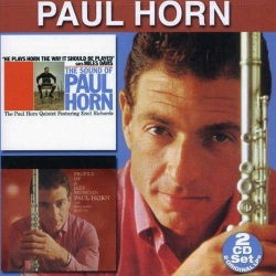 The Sound of Paul Horn +Profile of a Jazz Musician