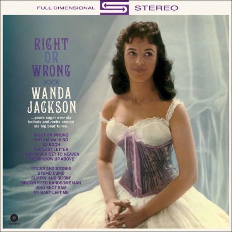 Right or Wrong + 4 Bonus Tracks - 180 Gram
