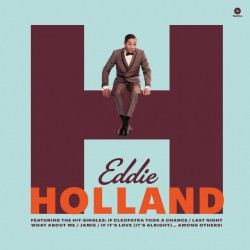 Eddie Holland (First Lp) + 2 Bonus - 180 Gram