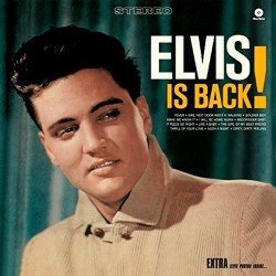 Elvis Is Back! + 4 Bonus Tracks - 180 Gram