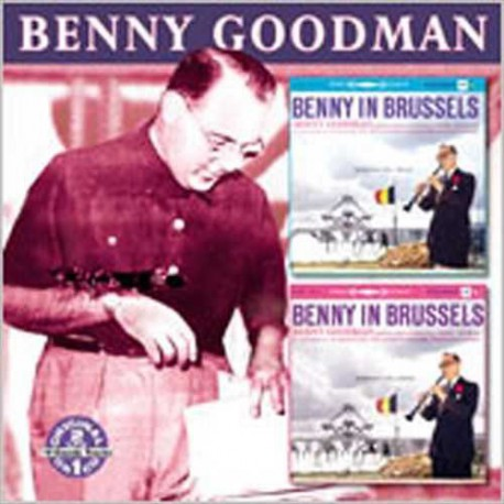 Benny in Brussels Vol 1 and 2