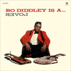 Bo Diddley Is a Lover + 2 Bonus Tracks - 180 Gr
