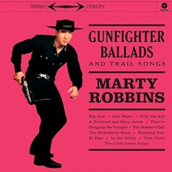 Gunfighter Ballads and Trail Songs - 180 Gr. + 4 B