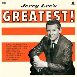 Jerry Lee´s Greatest! + 2 Bonus Tracks 180 Gram