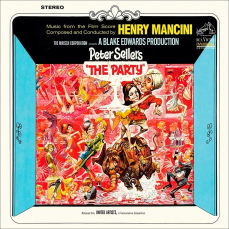 The Party (Original Soundtrack)