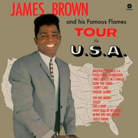 Tour the U.S.A. + 2 Bonus Tracks - 180 Gram