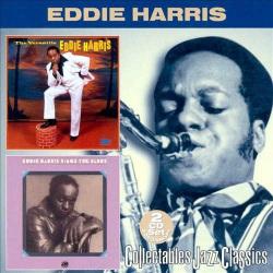 The Versatile Eddie Harris + Sings the Blues