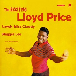 Lloyd Price - 180 Gram
